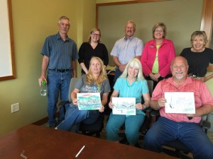2015 Coloring Contest Judges