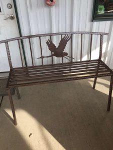 Crane Bench