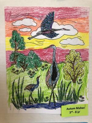 Coloring-Page-Autum-Maher