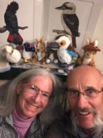 Lisa and Paul Williams - 2021 Bird Walk Leaders