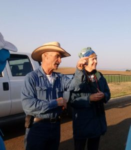 Crops for Cranes Rancher